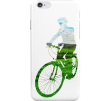Green Transport 6 iPhone Case/Skin