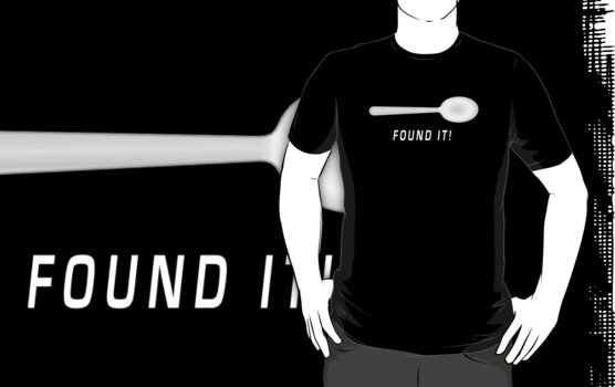 Found it! (Tee) by Colleen Milburn
