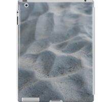 Sand at the Mont Saint Michel - 2012 iPad Case/Skin