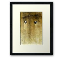 An Insignificant Life Framed Print
