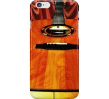 Acoustic Inferno iPhone Case/Skin
