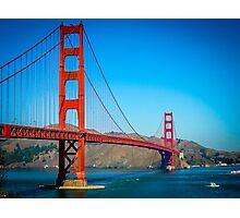 Golden Gate 2 Photographic Print