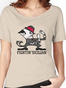 Fightin' Sicilian Women's Relaxed Fit T-Shirt