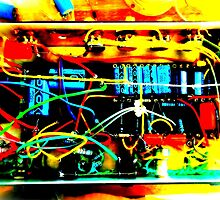 Wicked Wiring by LoraLeeArtist