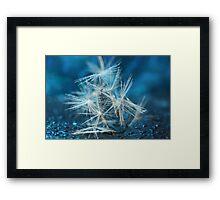 """Fairy Lights"" Framed Print"