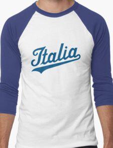 Italia Baseball Men's Baseball ¾ T-Shirt