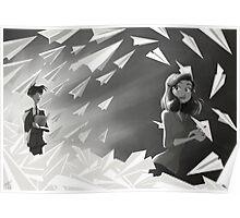 Paperman SheVersion Meg Poster