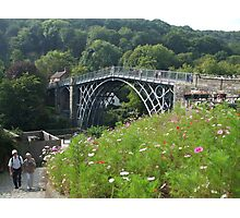 The original Ironbridge Photographic Print