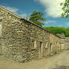 High Ickenthwaite Farm..Barn & Cottage by Jamie  Green