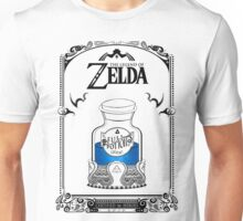 Zelda legend Blue potion Unisex T-Shirt
