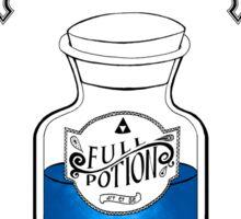 Zelda legend Blue potion Sticker