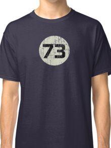 Sheldon Cooper: 73 Classic T-Shirt