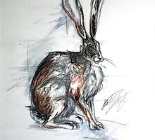 Hare by Katie Hough