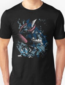 Naruto is a ninja? tsk have you ever met Greninja? T-Shirt