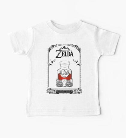Zelda legend Red potion Baby Tee