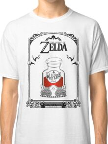 Zelda legend Red potion Classic T-Shirt