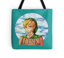 Skyward Sword Link : Hero of Skyloft Tote Bag