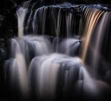 Nell Ayre Foss Waterfall by Neil Cameron
