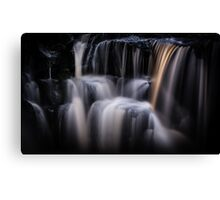 Nell Ayre Foss Waterfall Canvas Print