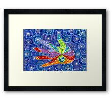 Earth Lover Framed Print