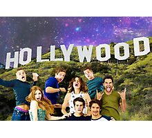 Teen Wolf Hollywood Poster Photographic Print