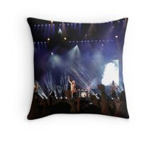 Marianas Trench Live in Ottawa Throw Pillow