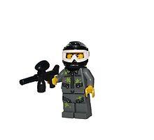 LEGO Paintballer by jenni460