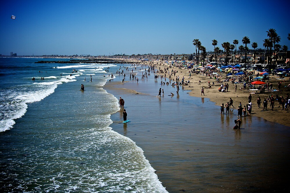Newport Beach by Rick Champlin