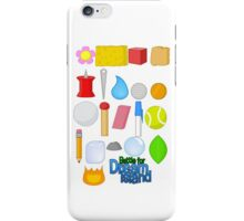 Battle For Dream Island (BFDI) All Characters iPhone Case/Skin