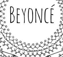 Beyoncé Sticker
