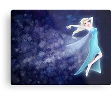 Disney: Frozen princess Elsa Metal Print