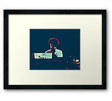 George Duke Framed Print