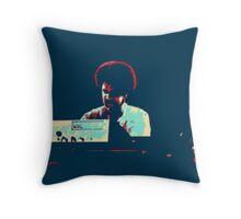 George Duke Throw Pillow