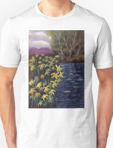 Riverside Flowers Unisex T-Shirt