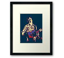 Zappa Hope Framed Print