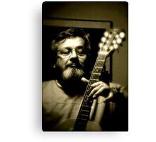 Guitarist. by Brown Sugar . Views (237) Thanks !!! Featured * Canvas Print