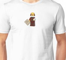 LEGO William Shakespeare Unisex T-Shirt