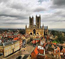 Lincoln Cathedral by Paul Thompson Photography