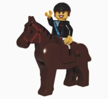 LEGO Horse Rider One Piece - Long Sleeve