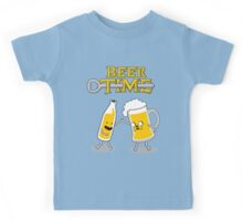 Time For Beer Kids Tee