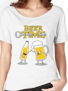 Time For Beer Women's Relaxed Fit T-Shirt