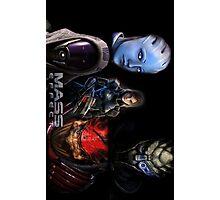 Mass Effect crew Photographic Print