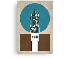 Birmingham BT Tower Canvas Print