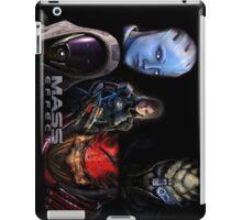 Mass Effect crew iPad Case/Skin