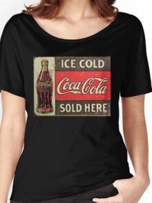 Ice Cold Soda Women's Relaxed Fit T-Shirt
