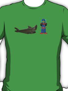 LEGO Diver & Shark T-Shirt