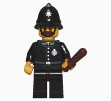 LEGO Police Constable Kids Clothes
