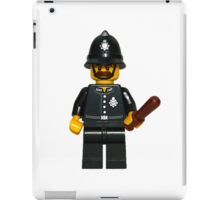LEGO Police Constable iPad Case/Skin