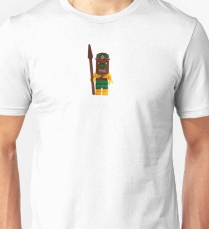 LEGO Island Warrior Unisex T-Shirt