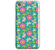 Dahlia Mexican flower iPhone Case/Skin